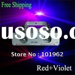 180mw RV color DMX 512 laser home light show equipment