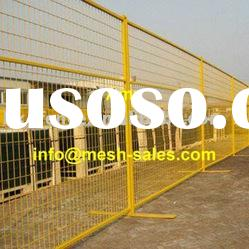1 Temporary fence/removable fence/portable fence/safety fence