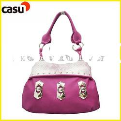 2012 Latest Fashion Design Ladies Shoulder Bags With Snake Skin,ladies handbags