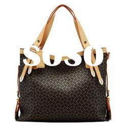 2012 high quality ladies Polyester fabric handbags for wholesale