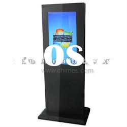 32inch lcd touchscreen monitor with build in computer(all in one computer)