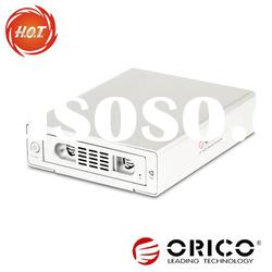 3.5'' SATA HDD Enclosure with Firewire Interface, for iPhone
