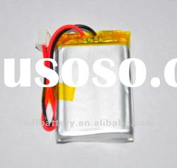 3.7V893966PL-2700 Rechargeable Lithium Polymer Battery for GPS