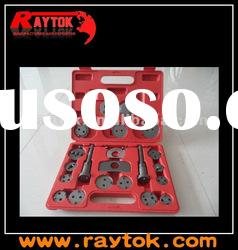 45 steel 21pc Caliper Piston Rewind Tool Kit