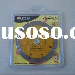 "4"" Segmented Diamond Saw Blades For Cutting Stone,Granite.Marble,Concrete,Ceramic etc"