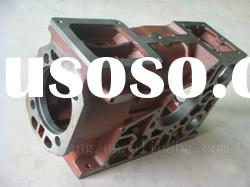 4-stroke Diesel engine Engine block