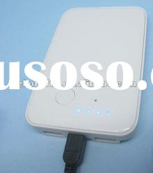 5000mAh wireless mobile phone battery charger , battery for iphone