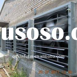 "50"" box axial 3 phase s.steel blades exhaust fan for poultry farm"