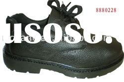 8880228 Leather Steel toe Industrial Low cut Safety Shoes