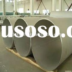 ASTM A312 TP304 Stainless Steel Seamless Large Diameter Pipe
