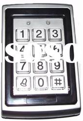 Backlit Keypad for 1-door Access Control System YET-7612