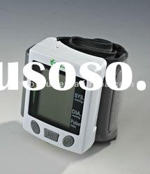 CE approved Blood pressure monitor wrist type