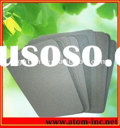 CHEAPEST Grey insole shank board for shoes making from China Atom shoes material ltd.
