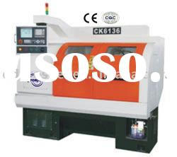 CK6136 CNC horizontal lathe machine