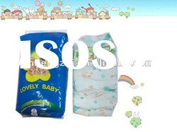 Cheap baby diaper quality disposable baby diaper