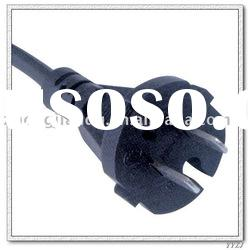 Chinese CCC 2 Pins AC Power Cord Electrical Cord 10A 250V Power Cable