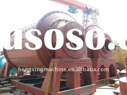 Continuous discharging wet ball mill for grinding ore from China supplier