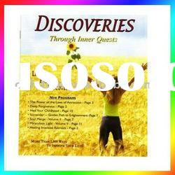DISCOVERIES Catalogue,nice paper catalogue,brochure,booklet