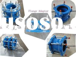 DI fitting -- pipe joint- flange adaptor coupling dismanting joint