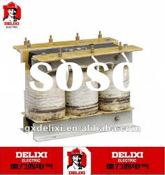 Delixi SBK 100kVA three phase dry type transformer isolation transformer