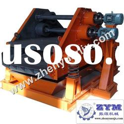 Dewatering and Desliming High Frequency Vibrating Screen