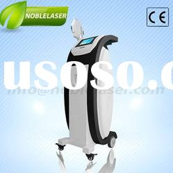 E-light equipment for painless hair removal, skin rejuvenation, face lifting and acne removal