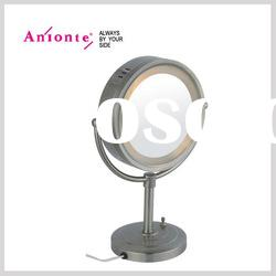 Electric Makeup Mirror with Built-in Light