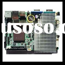 Embedded Boards(Gi3945-atom) with ATOM N270/2 COM ports/ 2 LAN ports