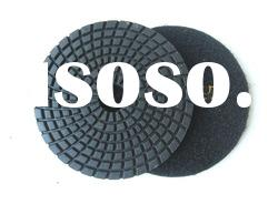 HOT! Excellent Diamond abrasive grinding Polishing Pad for wet use