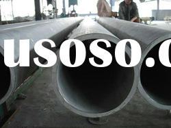 High quality 347 Seamless or welded stainless steel pipe