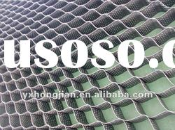 High tensile strength reinforced plastic geogrid