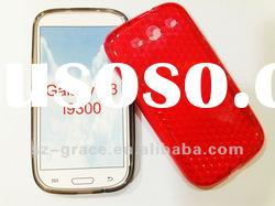 Hot! S line TPU soft case for samsung galaxy I9300/s3