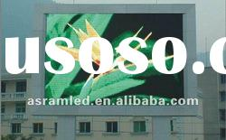 Hot product P10 Outdoor led billboard advertising display video