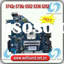 Hot sale 100% working laptop motherboard For acer 5742z 5736z 5552 5336 5252 PEW71 La-6582p