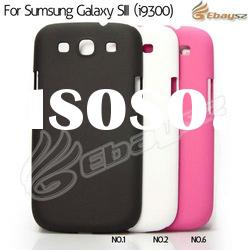 Hot selling Ultra-Thin Frosted Hard Back Case Cover for Samsung Galaxy SIII S3 i9300 LF-1315