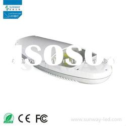 IP66 Bridgelux high power solar led street lights