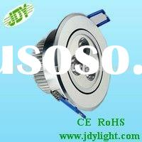 Indoor 3W LED Down Ceiling Light