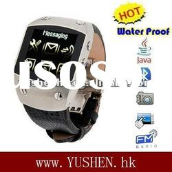 K820 water proof watch mobile phone with Java1.6 inch touch screen+1.3 MP camera 02