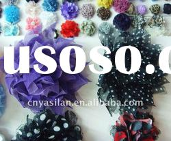 Large chiffon flowers/hair flower YL02061