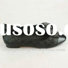 MOQ1-2012 fashion real leather women' casual shoes,brand design.0102