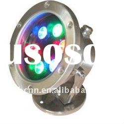 MS145-C Stainless Steel High Power LED underwater light