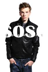 Men's Imitation Leather Fashion Jackets/Men's Jackets
