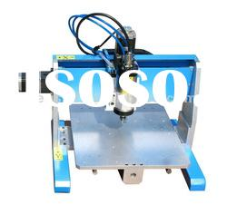 Mini CNC router for wood, acrylic and other material for advertisement