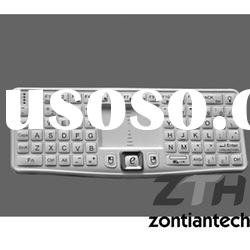 Mini Wireless 2.4Ghz keyboard with touchpad