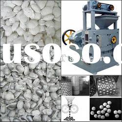 Most popular dry powder ball briquette machine with ISO quality