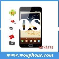 N8000 Android 4.0 MTK6575 Phone GPS WIFI TV Dual Sim 3G Cell Phone