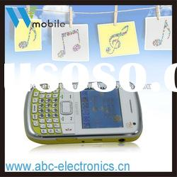 New hot selling quadband 3Sim GSM TV mobile phone mini Q9