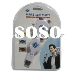 Newest style wind up radio flashlight with mobile phone charger for brand mobile phone/Tablet pc