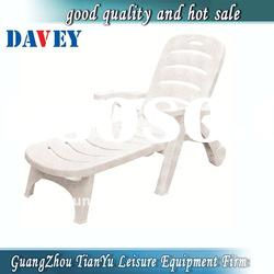 Outdoor swimming pool beach folding leisure chair