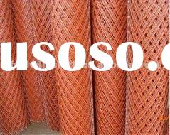 PVC coated expanded metal mesh/fencing